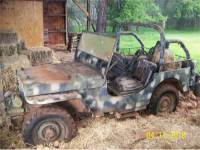 Wanted: WANTED1941-45 Willys Jeep