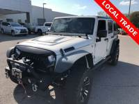 2010 Jeep Wrangler Unlimited Sport RHD SUV