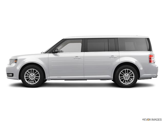 Photo Used 2013 Ford Flex SEL SUV for Sale in Fresno, CA