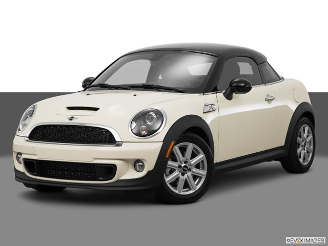 Photo Certified Used 2015 MINI Cooper Coupe Cooper S Coupe Coupe in Greenville, SC