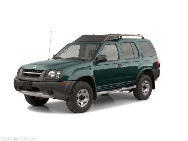 Photo Used 2002 Nissan Xterra SUV Dealer Near Fort Worth TX