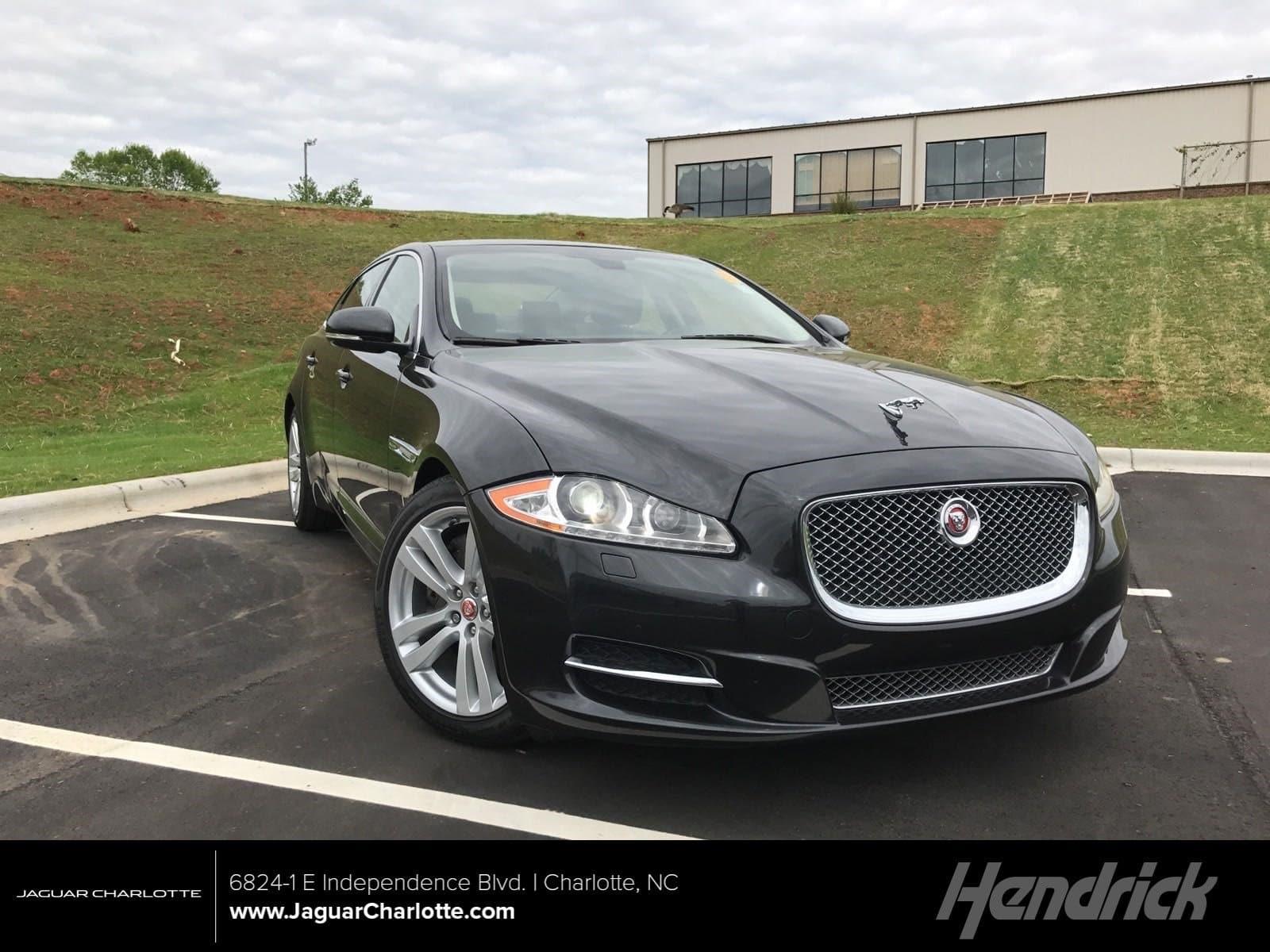 Photo 2014 Jaguar XJ XJL Portfolio Sedan in Franklin, TN