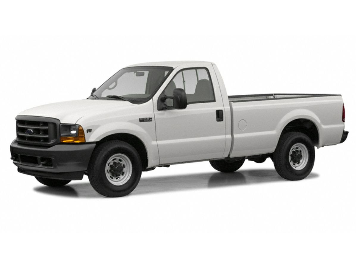Photo Pre-Owned 2002 Ford F-250 XLT Truck Super Cab For Sale  Raleigh NC