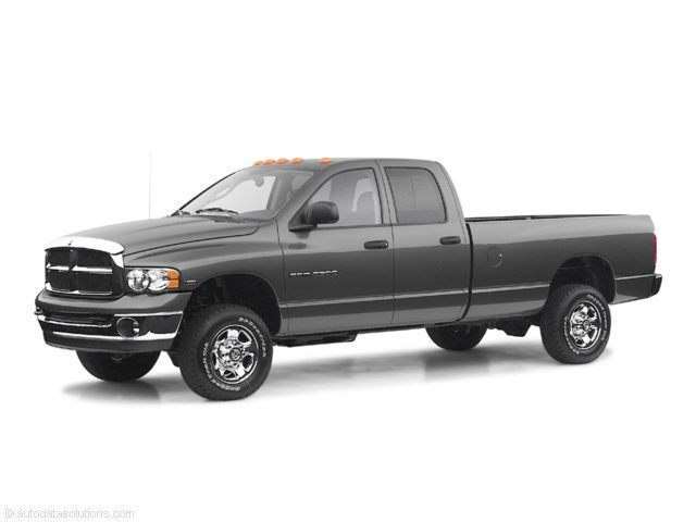 Photo Used 2003 Dodge Ram 3500 SLT Pickup Truck for SALE in Albuquerque, NM