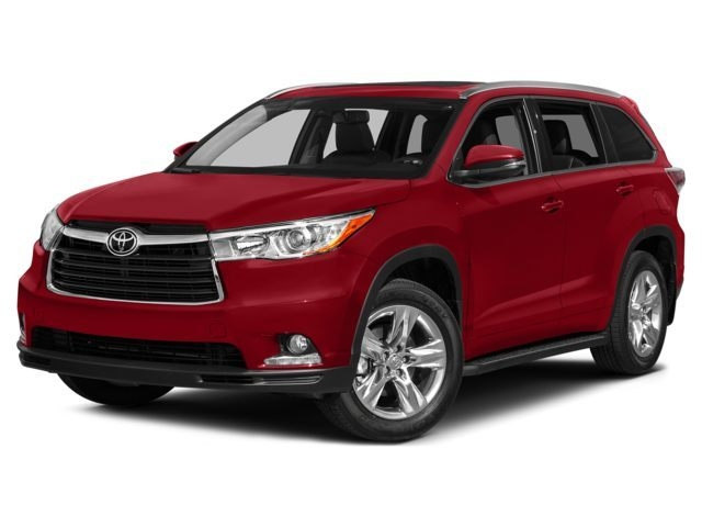 Photo 2015 Toyota Highlander LE Plus V6 Power Liftgate, Power Seats  Backup Ca SUV Front-wheel Drive 4-door