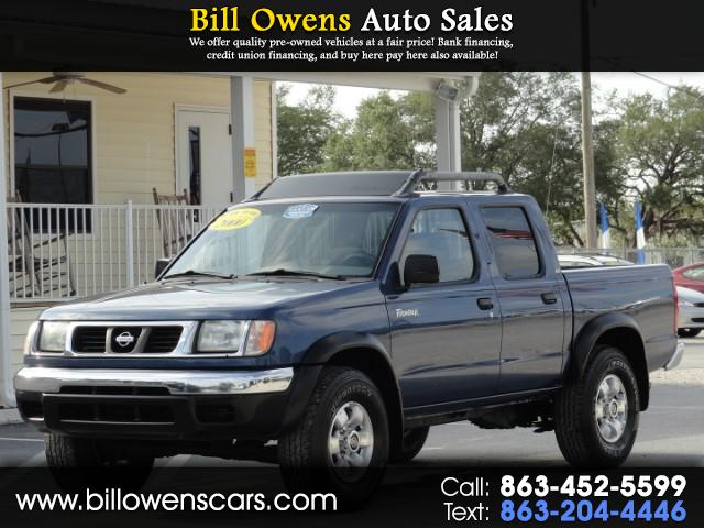 Photo 2000 Nissan Frontier XE Crew Cab 2WD