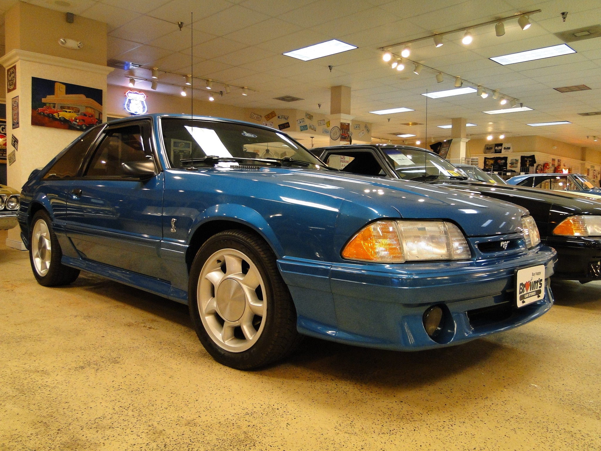 Photo New 1993 Ford Mustang Cobra  Glen Burnie MD, Baltimore  R0918