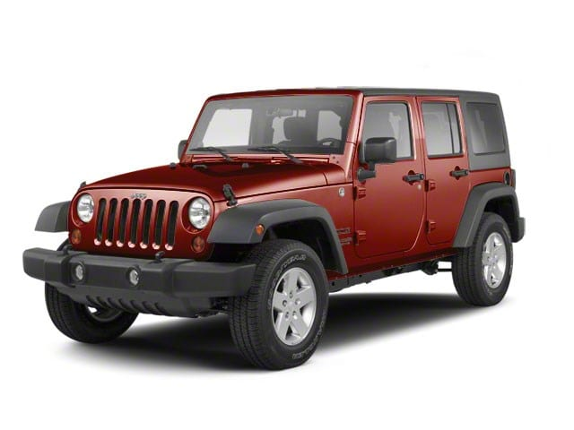 Photo 2010 Jeep Wrangler Unlimited Sport SUV