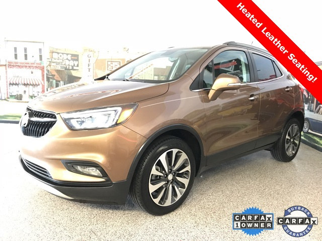 Photo Used 2017 Buick Encore Essence SUV for sale in Carrollton, TX