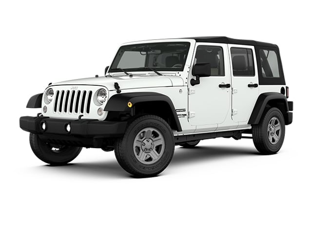 Photo Used 2018 Jeep Wrangler JK SUV Unlimited Sport 4x4 in Greensburg, PA