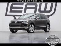 2016 Volkswagen Touareg V6 Executive