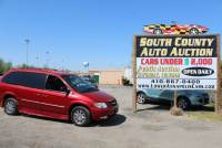 Used 2004 Chrysler Town & Country Limited