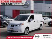 Certified Pre-Owned 2017 Nissan NV200 Compact Cargo FWD Mini-van Cargo