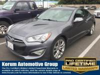 Used 2015 Hyundai Genesis Coupe 3.8 Coupe V-6 cyl for Sale in Puyallup near Tacoma