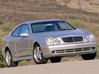 2001 Mercedes-Benz CLK-Class CLK 430 for sale in Corvallis OR