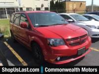 Pre-Owned 2016 Dodge Grand Caravan R/T Front Wheel Drive Minivan/Van
