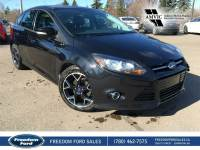 Used 2014 Ford Focus SE Leather, Navigation, Sunroof Front Wheel Drive 4 Door Car