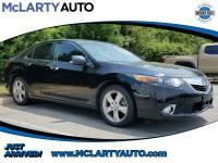 2013 Acura TSX 5-Speed Automatic Sedan