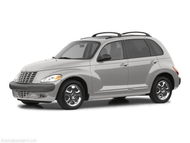 Photo 2002 Chrysler PT Cruiser Limited 4dr Wgn SUV in Clearwater