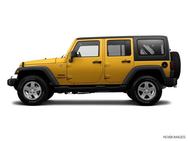 Photo 2014 Jeep Wrangler Unlimited Sport RHD SUV