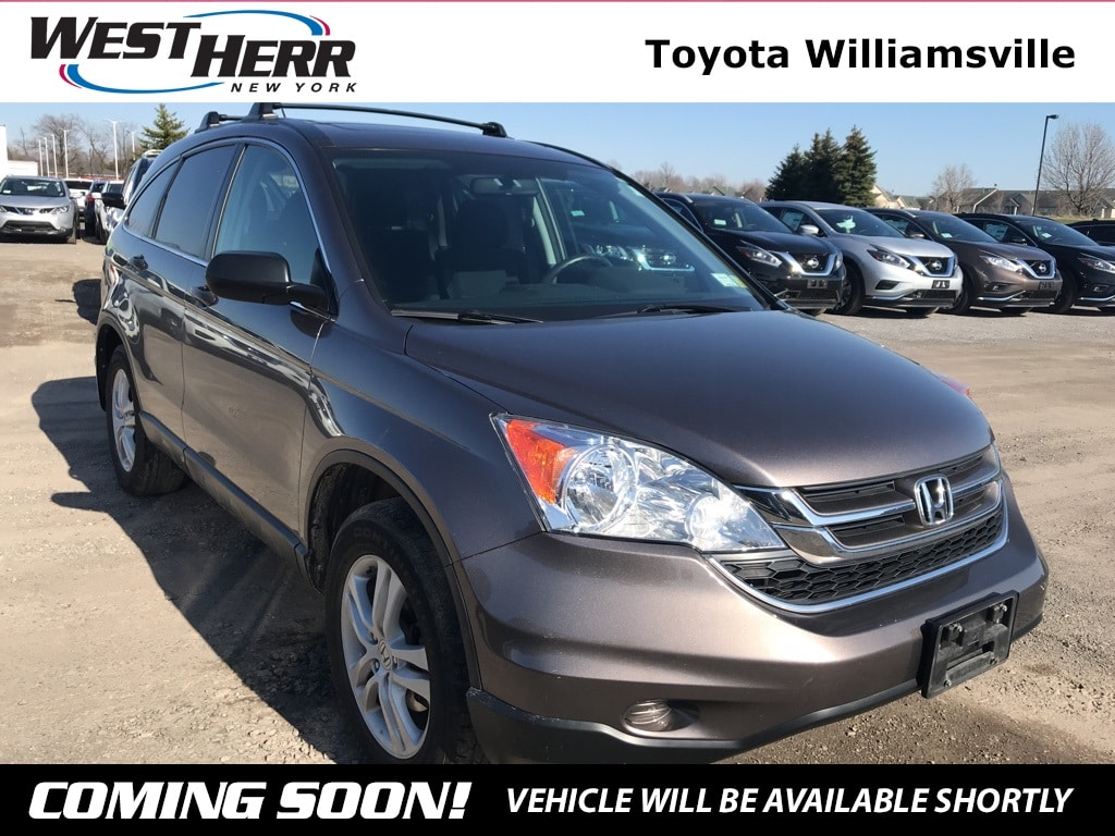 Photo 2011 Honda CR-V EX SUV For Sale - Serving Amherst