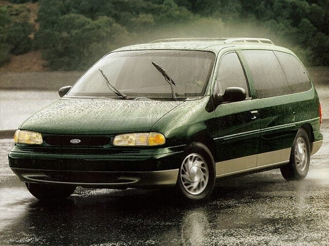 Photo Used 1995 Ford Windstar Van