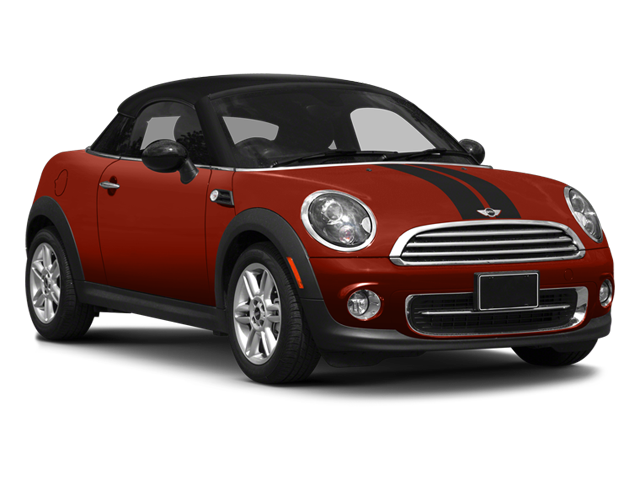Photo Pre-Owned 2013 MINI Cooper Coupe Front Wheel Drive Hatchback