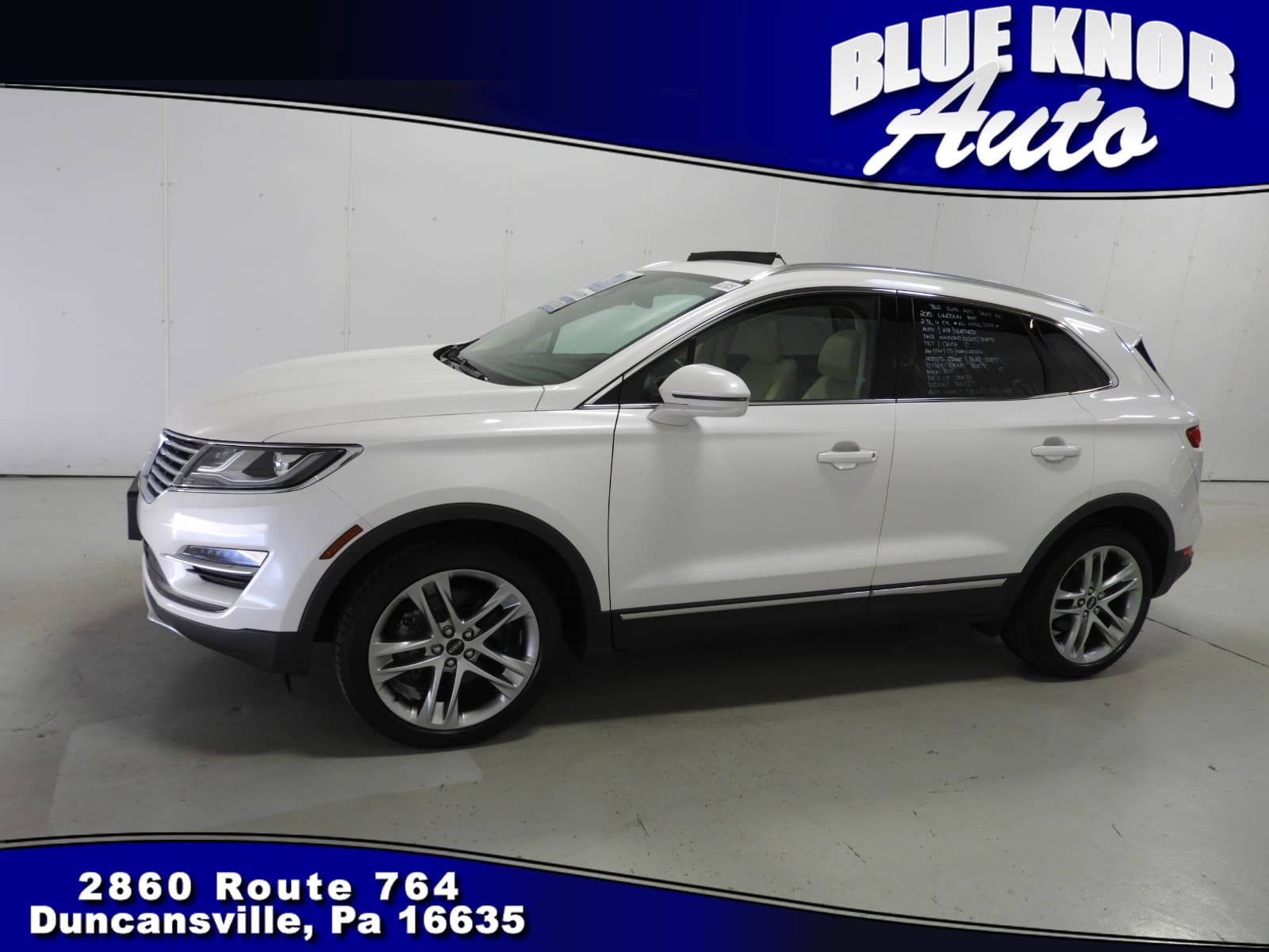 Photo 2015 Lincoln MKC SUV in Duncansville  Serving Altoona, Ebensburg, Huntingdon, and Hollidaysburg PA