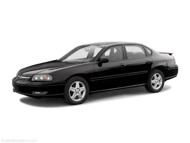 Photo 2004 Chevrolet Impala LS Sedan Front-wheel Drive For Sale  Jackson, MI