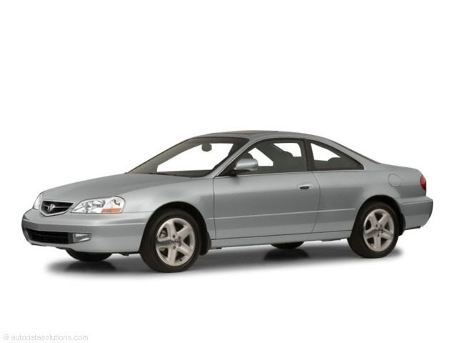 Photo Used 2001 Acura CL 3.2  Greenville, NC