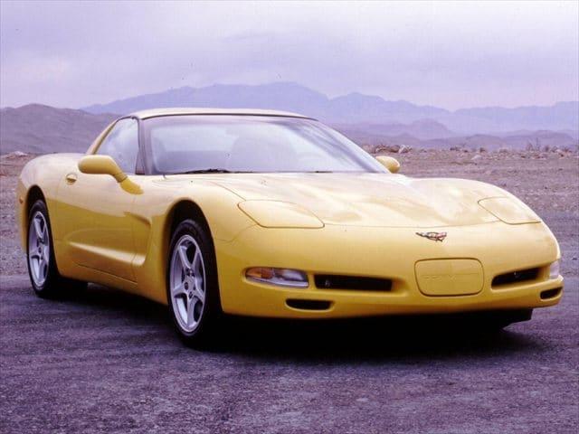 Photo Pre-Owned 2000 Chevrolet Corvette in Greensburg, PA