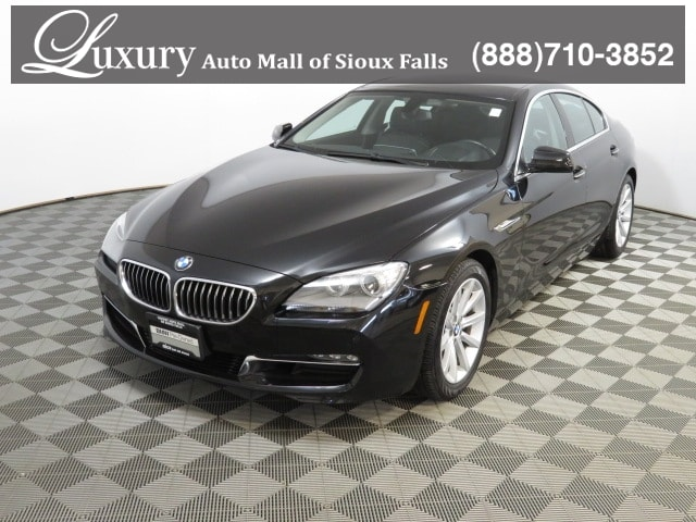 Photo 2014 BMW 640i xDrive Gran Coupe Gran Coupe in Sioux Falls, SD