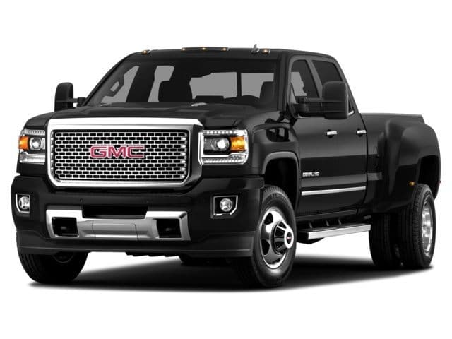 Photo 2015 GMC Sierra 3500HD Denali Crew Cab Pickup