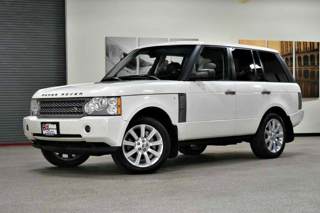 Photo 2008 Land Rover Range Rover Supercharged