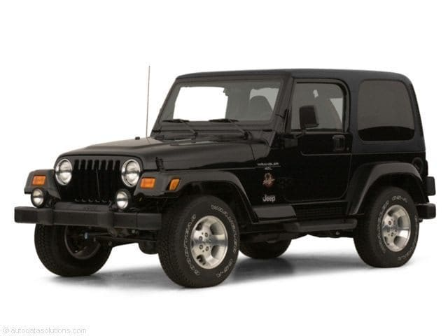 Photo Pre-Owned 2001 Jeep Wrangler Sport SUV For Sale  Raleigh NC
