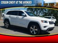 Pre-Owned 2016 Jeep Grand Cherokee Limited RWD Limited in Jacksonville FL