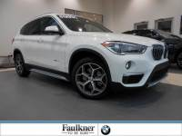 Certified Used 2017 BMW X1 xDrive28i xDrive28i Sports Activity Vehicle Brazil in Lancaster