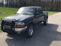 Pre-Owned 2000 Ford Ranger Supercab 126 WB XLT 4WD 4WD