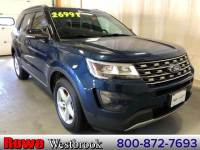 2016 Ford Explorer XLT Local Trade In! New Tires! SUV V6