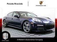 Pre-Owned 2016 Porsche Panamera 4 Edition