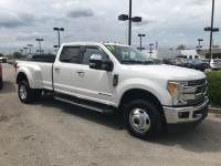 Pre-Owned 2017 Ford F-350SD Lariat with Navigation & 4WD