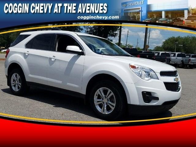 Photo Certified 2015 Chevrolet Equinox LT FWD LT w1LT in Jacksonville FL