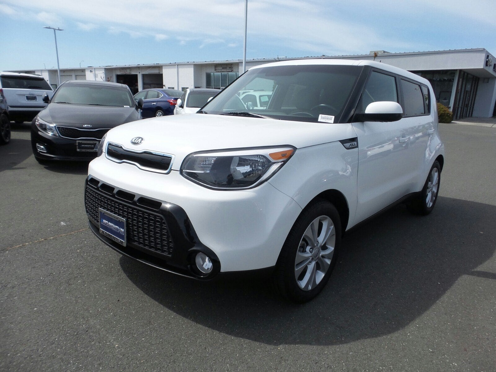 Photo Used 2016 Kia Soul  FWD Hatchback in Fairfield CA