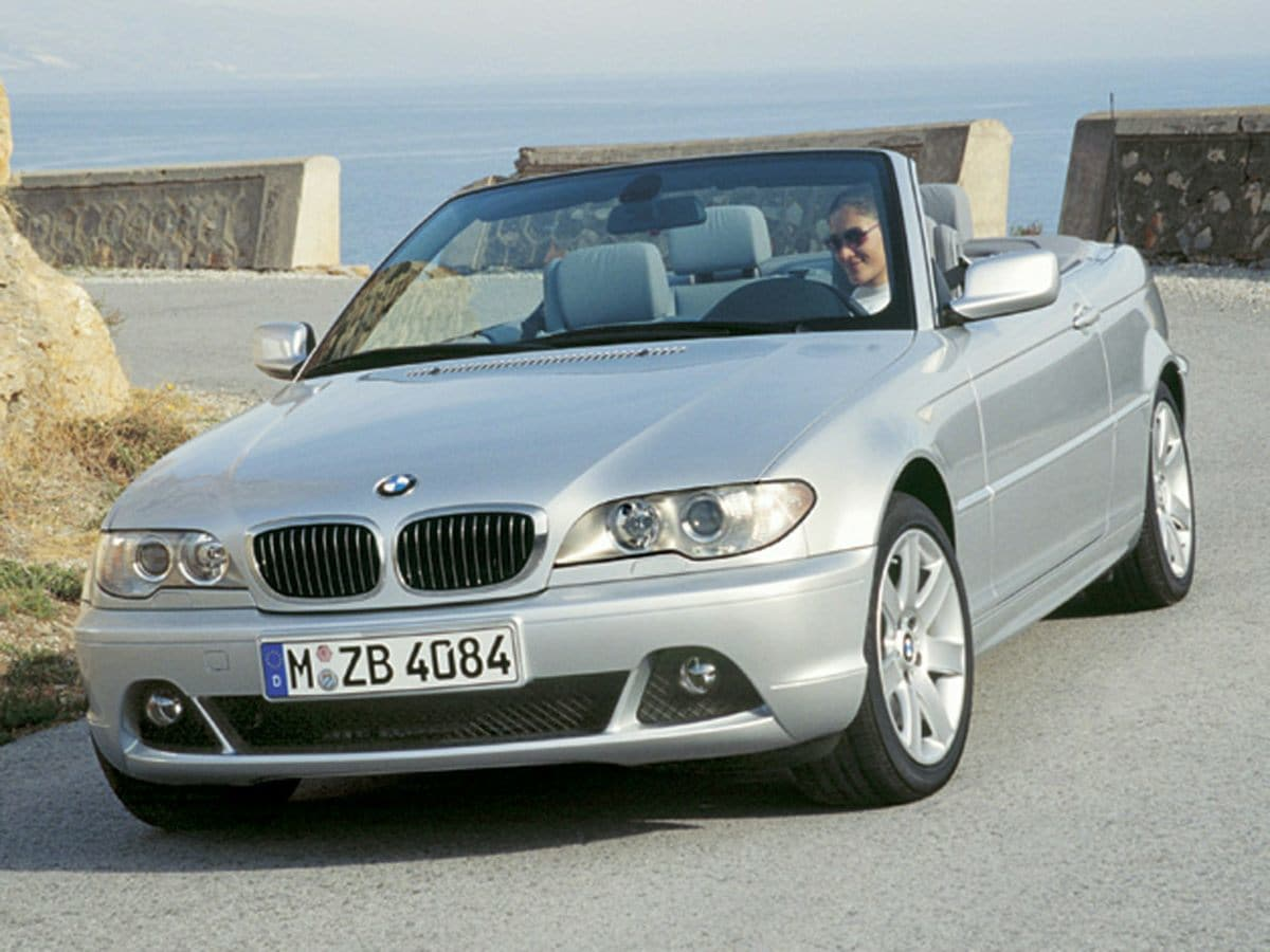 Photo 2005 BMW 330Ci Convertible for sale in Savannah