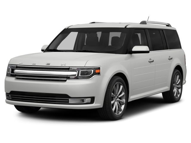 Photo Used 2015 Ford Flex Limited SUV V-6 cyl in Waterford, MI
