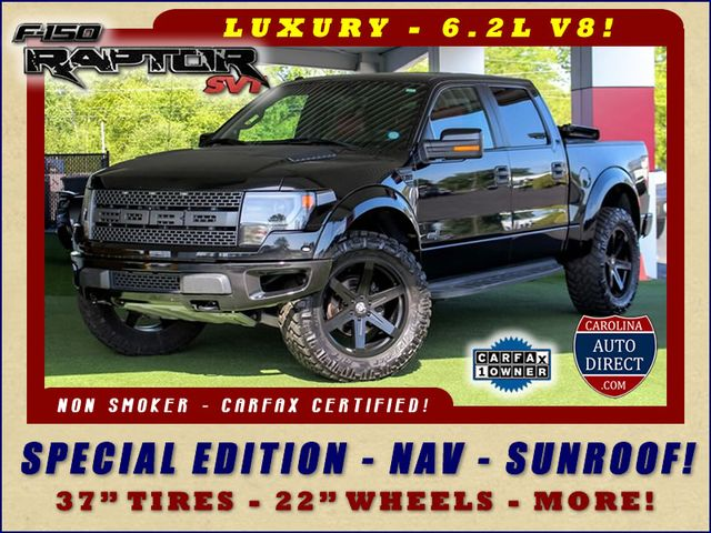 Photo 2014 Ford F-150 SVT Raptor LUXURY SuperCrew 4x4 SPECIAL EDITION