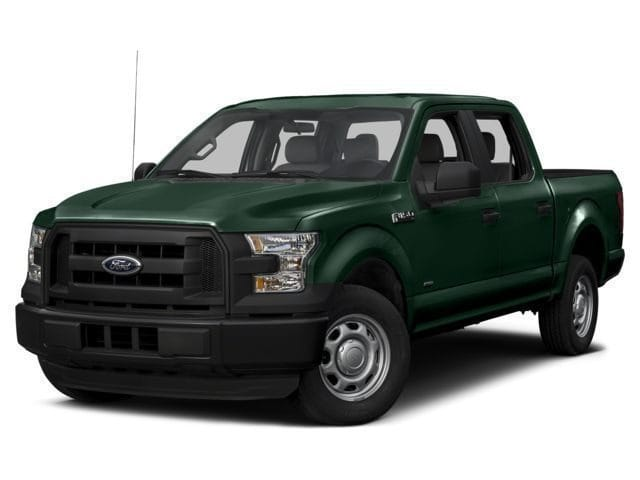 Photo Used 2017 Ford F-150 Truck SuperCrew Cab in Greensburg, PA