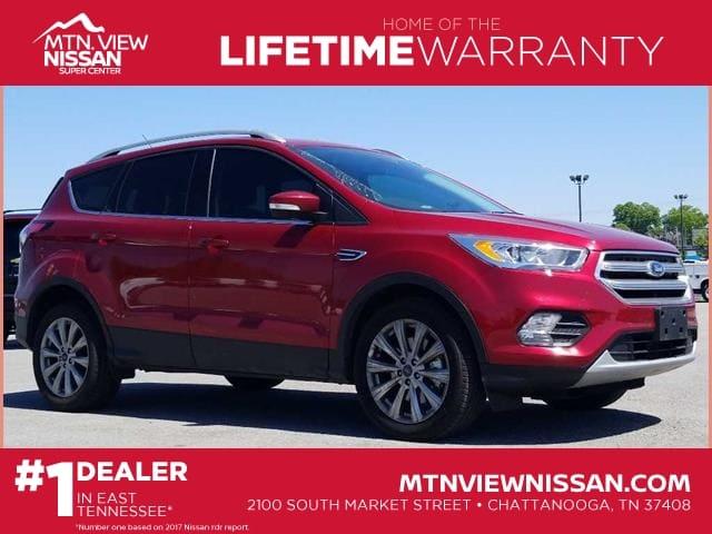 Photo 2017 Ford Escape SUV Front-wheel Drive in Chattanooga, TN