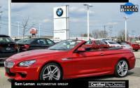 Certified Pre-Owned 2015 BMW 6 Series 650i Xdrive in Peoria, IL