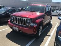 Pre-Owned 2012 Jeep Liberty Limited Jet Edition SUV in Dublin, CA